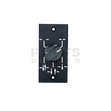 PartsUnited 33655765: Switch Knob 6 Pos Suitable For Besam Sliding Door