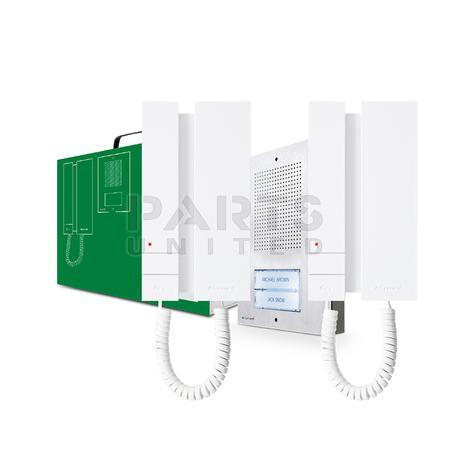 Audio Ikall Comelit Intercom Wiring Diagram on